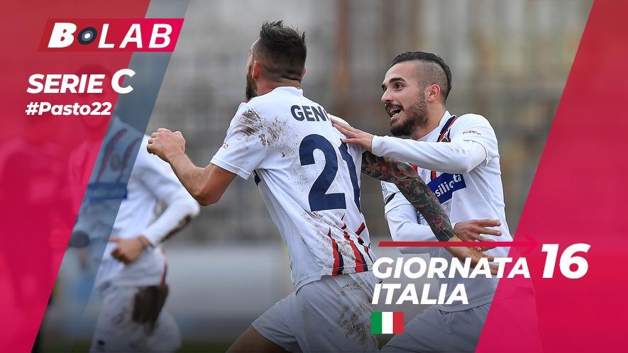 Pronostici Serie C 12 dicembre: #Csiamo, il blog di #Pasto22
