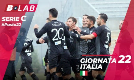 Pronostici Serie C 23 gennaio