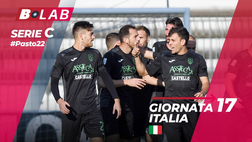 Pronostici Serie C 15 dicembre: #Csiamo, il blog di #Pasto22