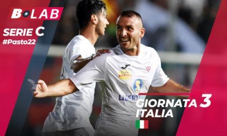 Pronostici Serie C 25 settembre: #Csiamo, il blog di #Pasto22