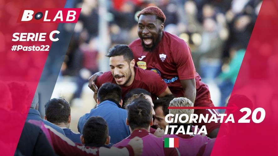 Pronostici Serie C 30 dicembre: #Csiamo, il blog di #Pasto22