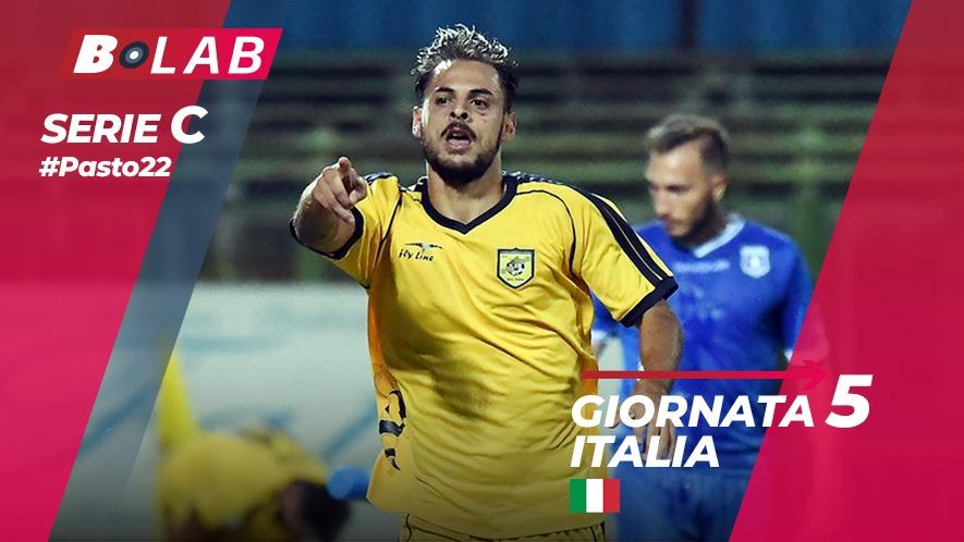 Pronostici Serie C 6 ottobre: #Csiamo, il blog di #Pasto22