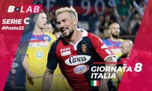 Pronostici Serie C 20 ottobre