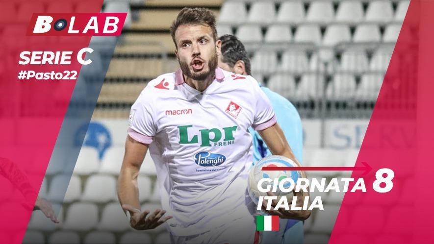 Pronostici Serie C 21 ottobre: #Csiamo, il blog di #Pasto22