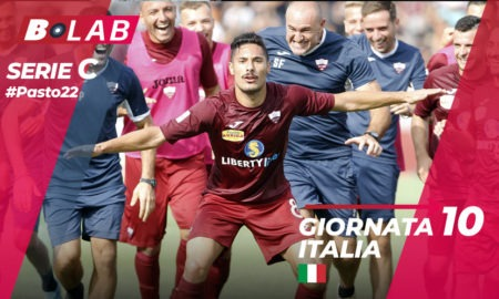 Pronostici Serie C 3 novembre