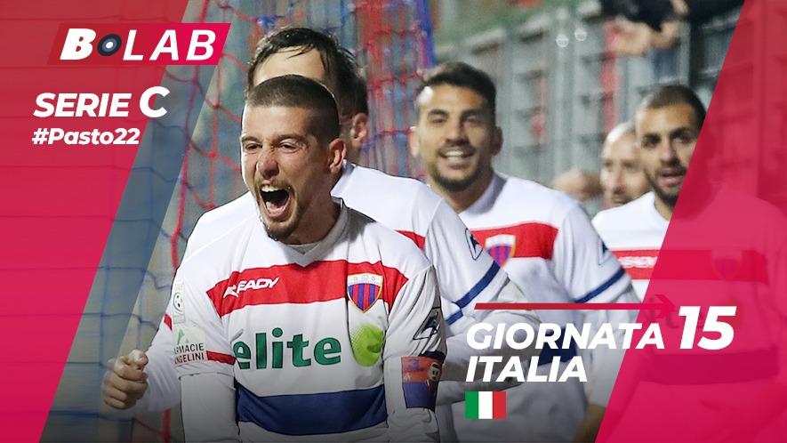Pronostici Serie C 9 dicembre