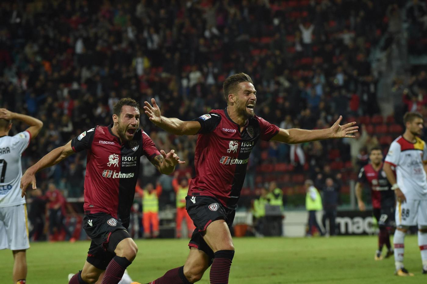 Cagliari-Palermo domenica 12 agosto