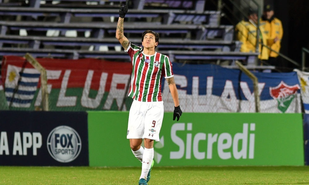 Fluminense-Club Nacional mercoledì 24 ottobre