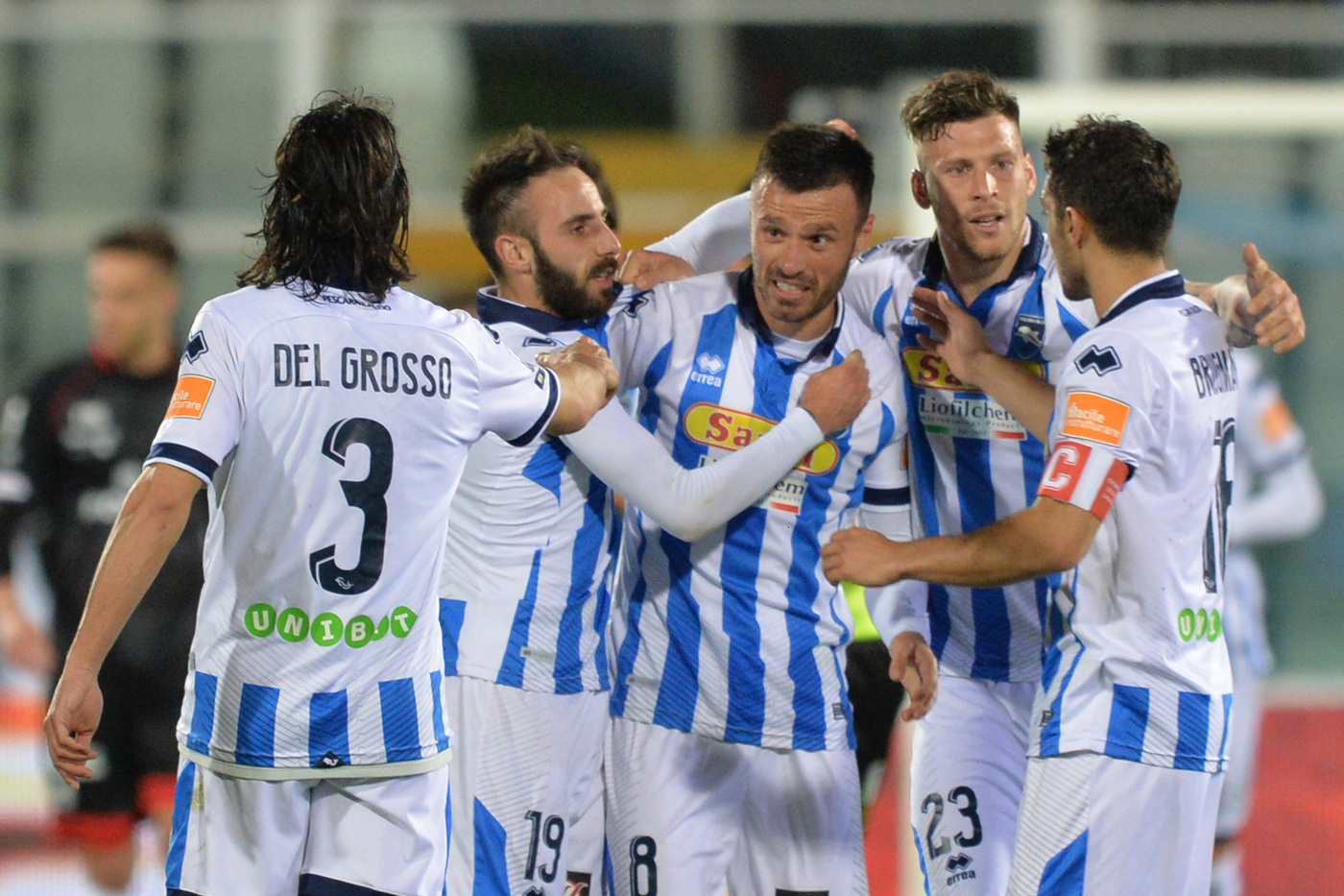 Pescara-Verona 27 aprile: si gioca per la 35 esima giornata del campionato di Serie B. Quale delle 2 squadre uscirà dalla crisi?