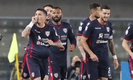Cagliari-Frosinone 20 aprile: match della 33 esima giornata della nostra Serie A. I sardi vogliono chiudere i conti salvezza.