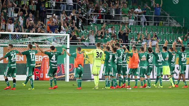 Rapid Vienna-Slovan Bratislava giovedì 16 agosto