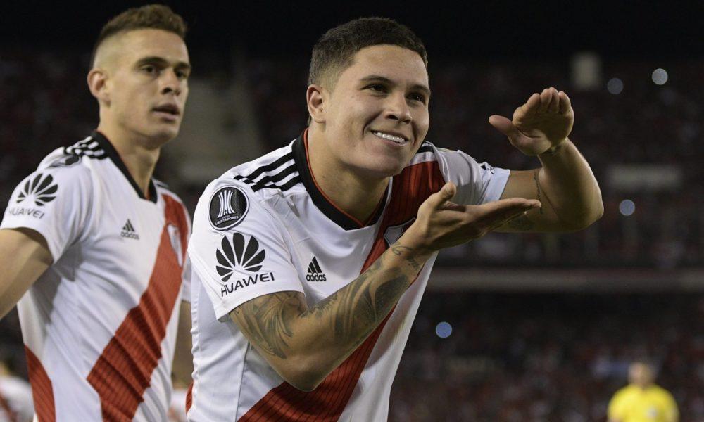River Plate-Gimnasia La Plata mercoledì 28 novembre