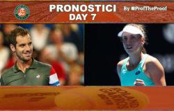 Tennis Roland Garros 2018 Day 7