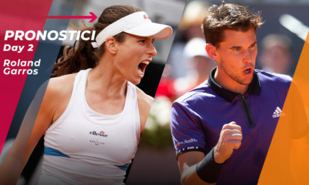 Tennis RG19 Day 2
