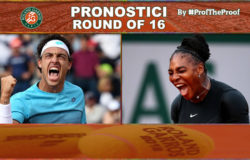 Tennis Roland Garros 2018 Round of 16