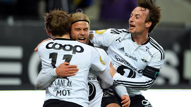 Rosenborg-Cork City giovedì 16 agosto