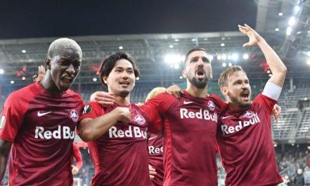 Tipico Bundesliga 10 novembre: si giocano 3 gare della 14 esima giornata del campionato austriaco. Salisburgo in vetta a 35 punti.