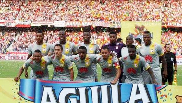 Copa Colombia giovedì 14 febbraio