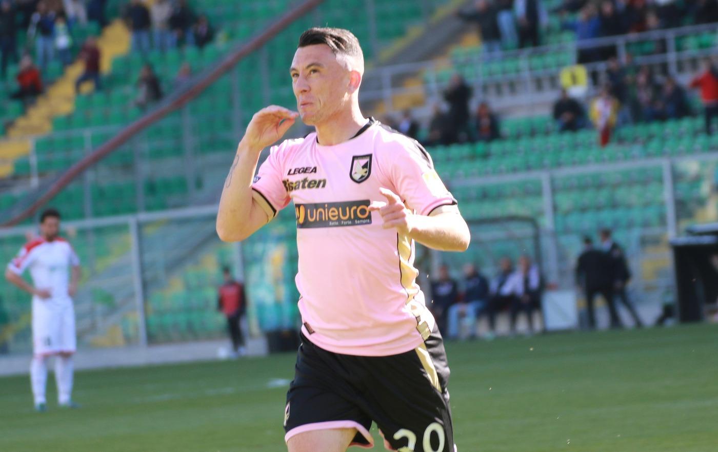 Serie B, Palermo-Spezia 1 maggio: lunch match al Renzo Barbera