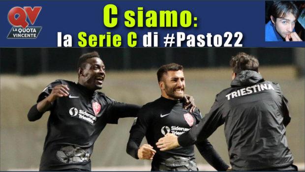 Pronostici Serie C domenica 26 novembre: #Csiamo, il blog di #Pasto22