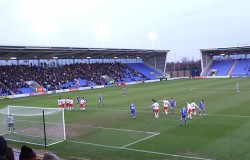 Shrewsbury-Gillingham FC 20 febbraio, analisi e pronostico