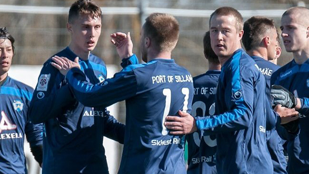 Estonia Esiliiga: big match tra Legion e JK Jarve