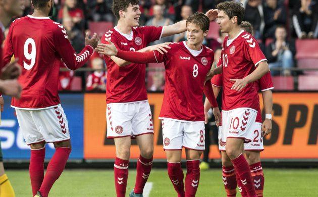 Amichevoli Nazionali, Germania U19-Danimarca U19 16 aprile: i danesi vogliono tornare a vincere
