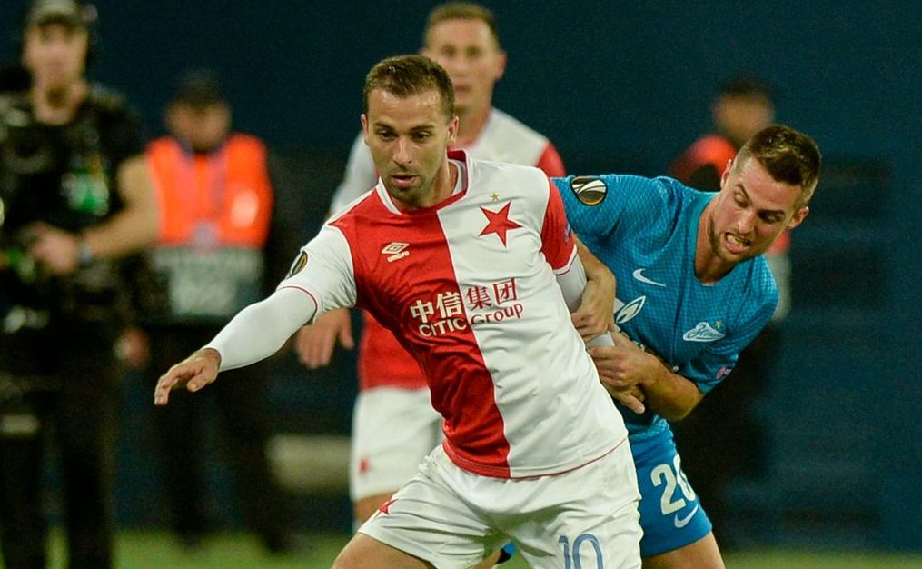 Jablonec-Slavia Praga 17 dicembre: match valido per la 19 esima giornata del campionato ceco. Ospiti decisamente favoriti per i 3 punti.