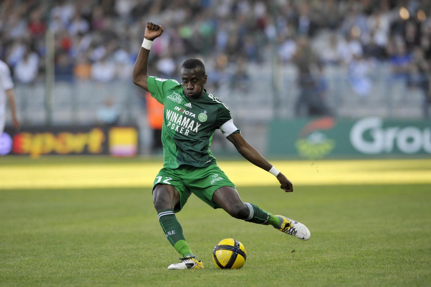 St.Etienne-Angers 4 novembre: si gioca per la 12 esima giornata del campionato francese. Entrambe le squadre sono in crisi.