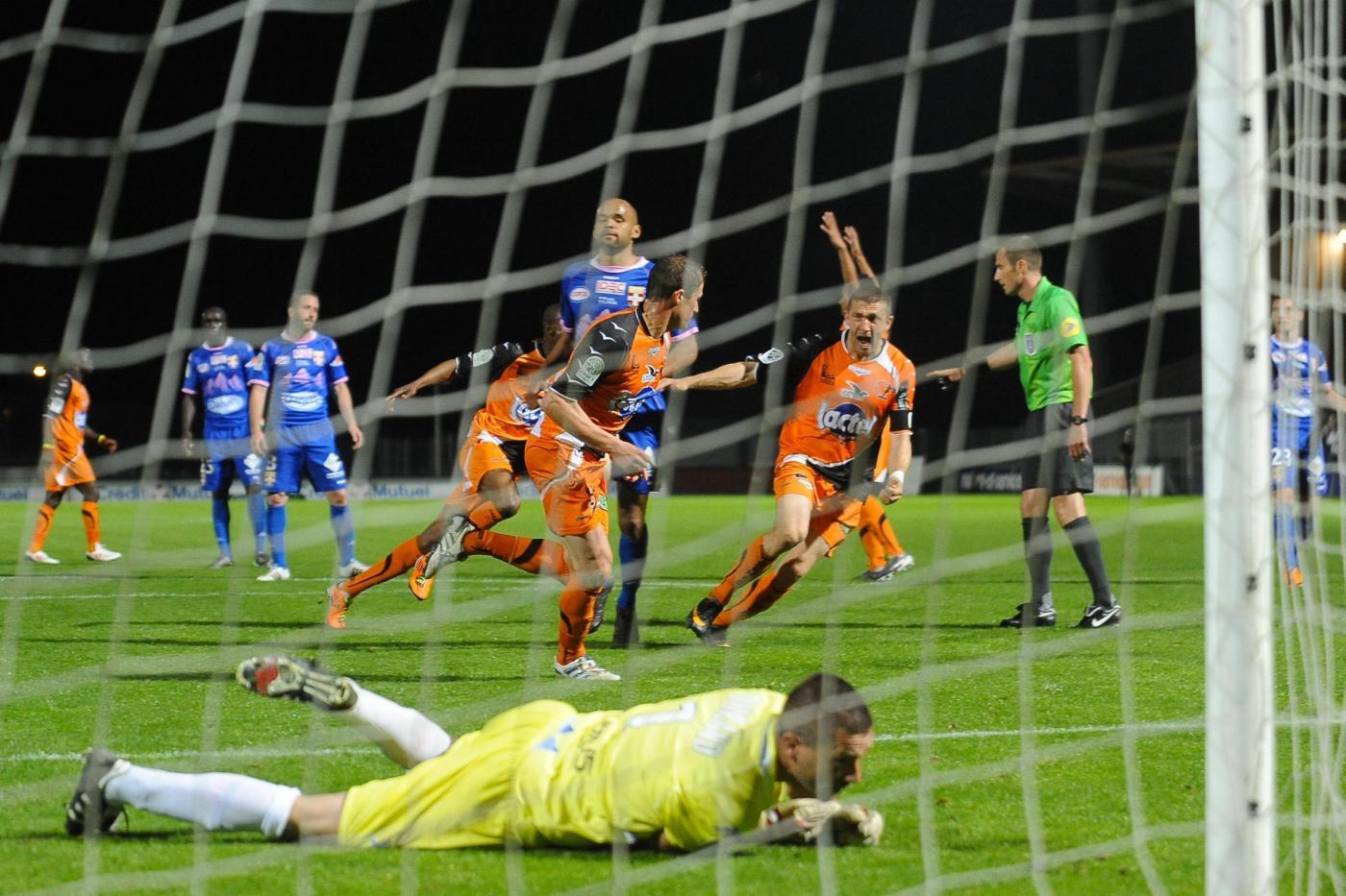 National Francia 9 maggio: si giocano le gare della 33 esima giornata della Serie C francese. Rodez e Chambly già promosse in Ligue 2.
