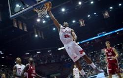 Serie A Basket domenica 3 dicembre