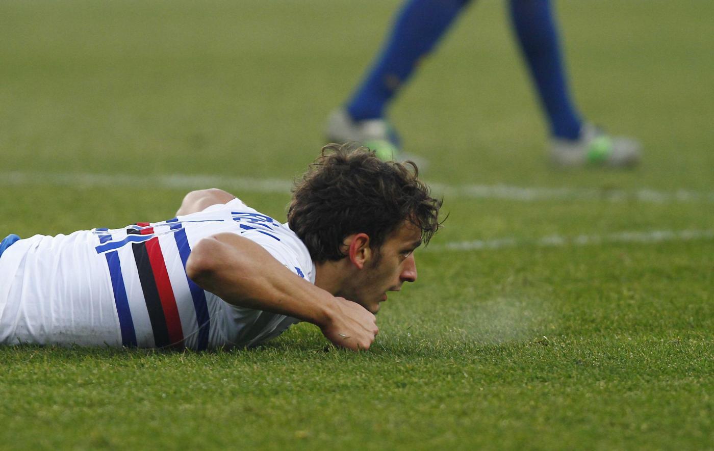 Mercato Sampdoria 12 gennaio: il club ligure ha ormai chiuso per il ritorno di Manolo Gabbiadini. Domani le visite mediche.