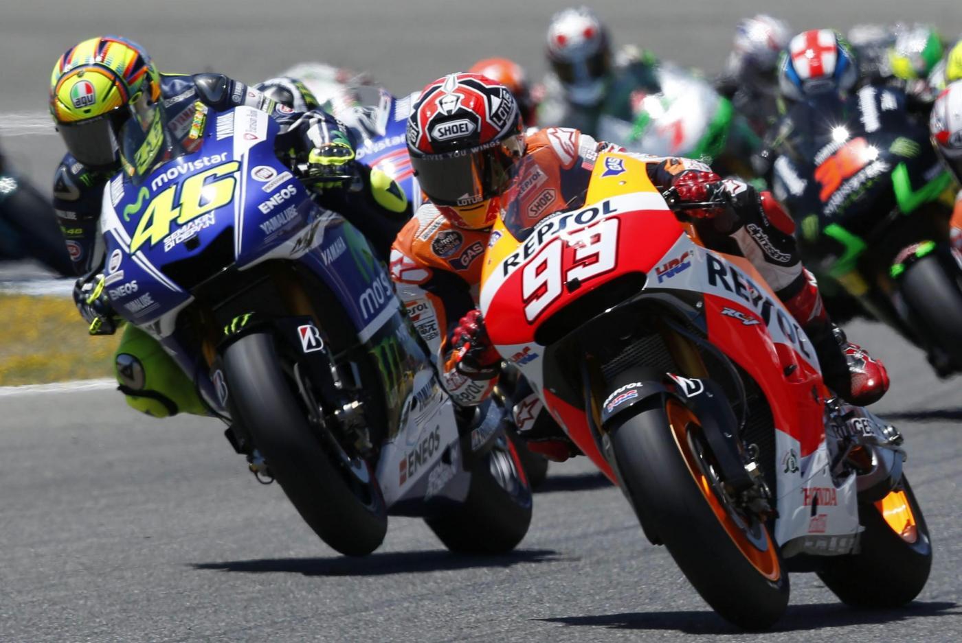 MotoGp Gp Jerez domenica 5 maggio: presentazione della quarta tappa del Mondiale. Si corre in Europa, sulla pista spagnola