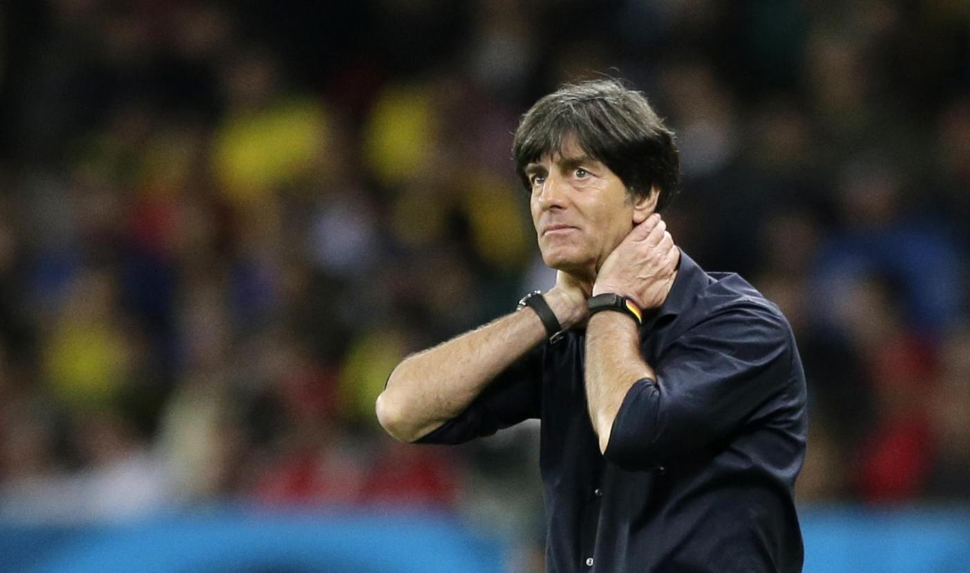Germania-Spagna venerdì 23 marzo