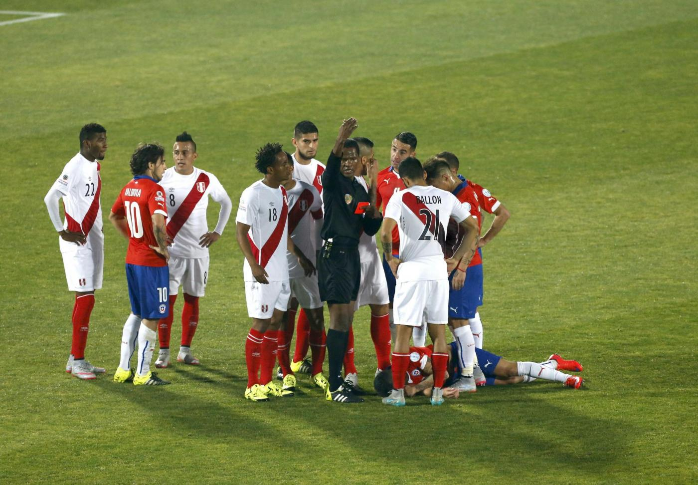 Primera Division Venezuela sabato 17 febbraio
