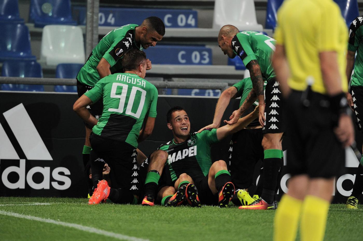 Bonifazi-Sassuolo: anche l'Atalanta pensa al difensore granata