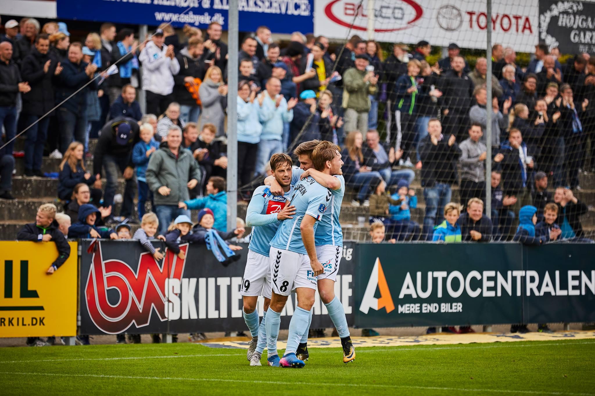 Aarhus-Sonderjyske 18 aprile: si gioca per il gruppo retrocessione del campionato danese. Gli ospiti non vincono da 4 giornate.