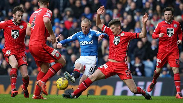 Scozia Championship sabato 31 marzo