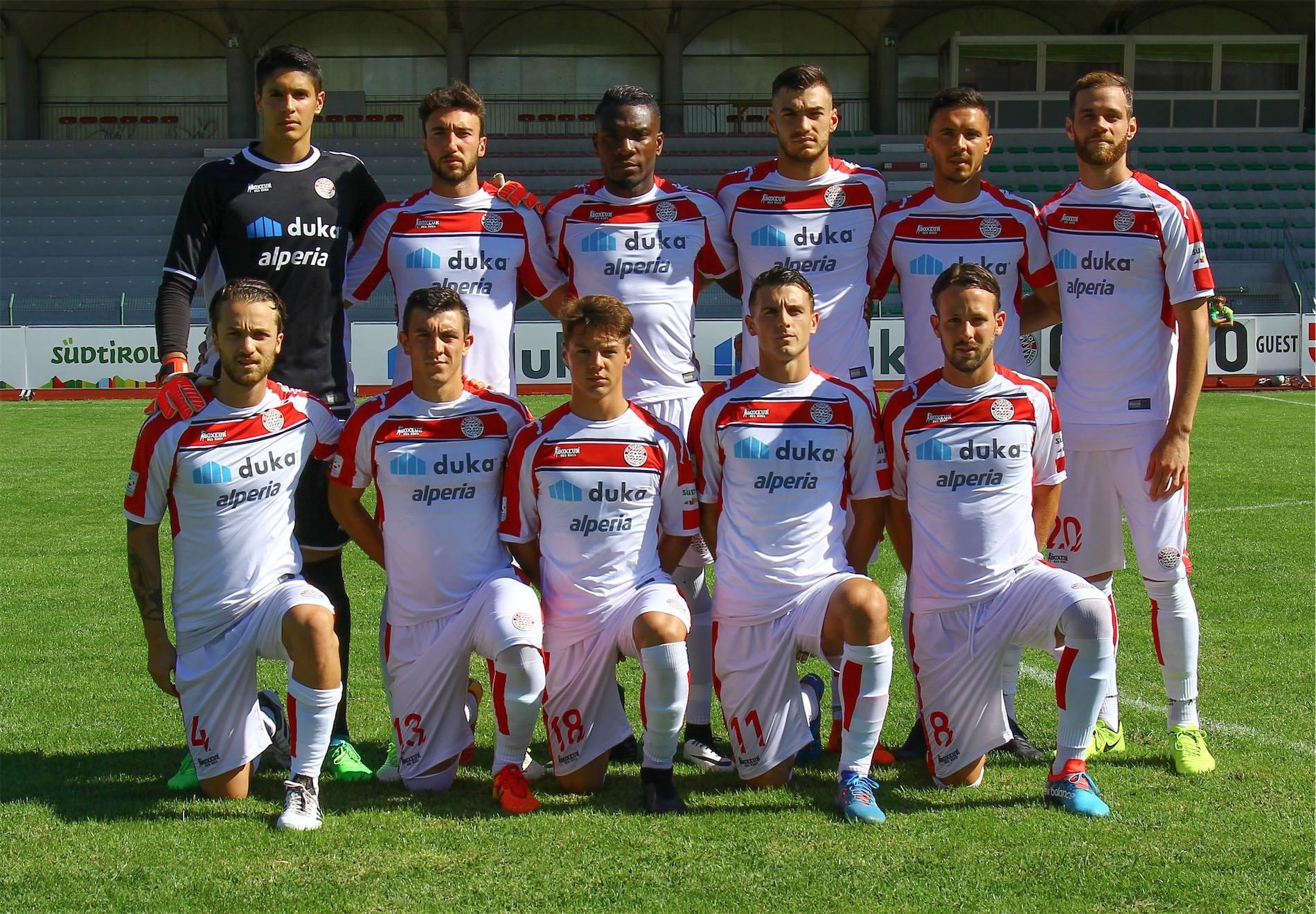 Sudtirol-Sambenedettese 7 aprile: si gioca per la 34 esima giornata del gruppo B della Serie C. Padroni di casa favoriti per i 3 punti.