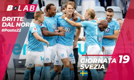 Svezia pronostici Giornata 19