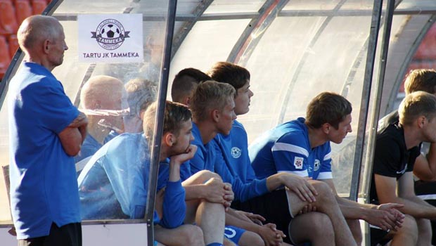 Jarva-Jaani-Tammeka 6 settembre: si gioca per gli ottavi di finale della Coppa d'Estonia. Ospiti favoriti per la qualificazione.