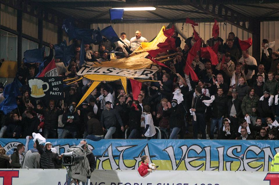 Telstar-Jong PSV venerdì 14 dicembre