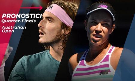 Tennis Australian Open 2019 Quarti di Finale