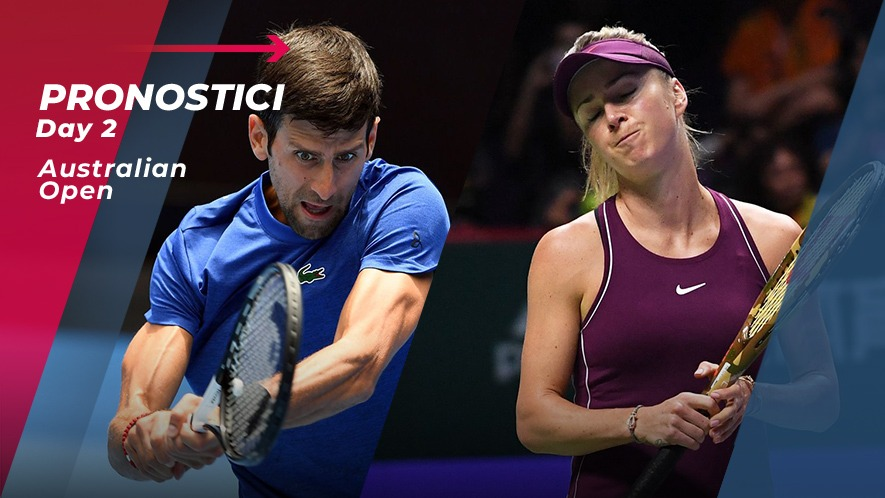 Tennis Australian Open 2019 Day 2