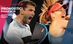 Tennis Australian Open 2019 Round of 16