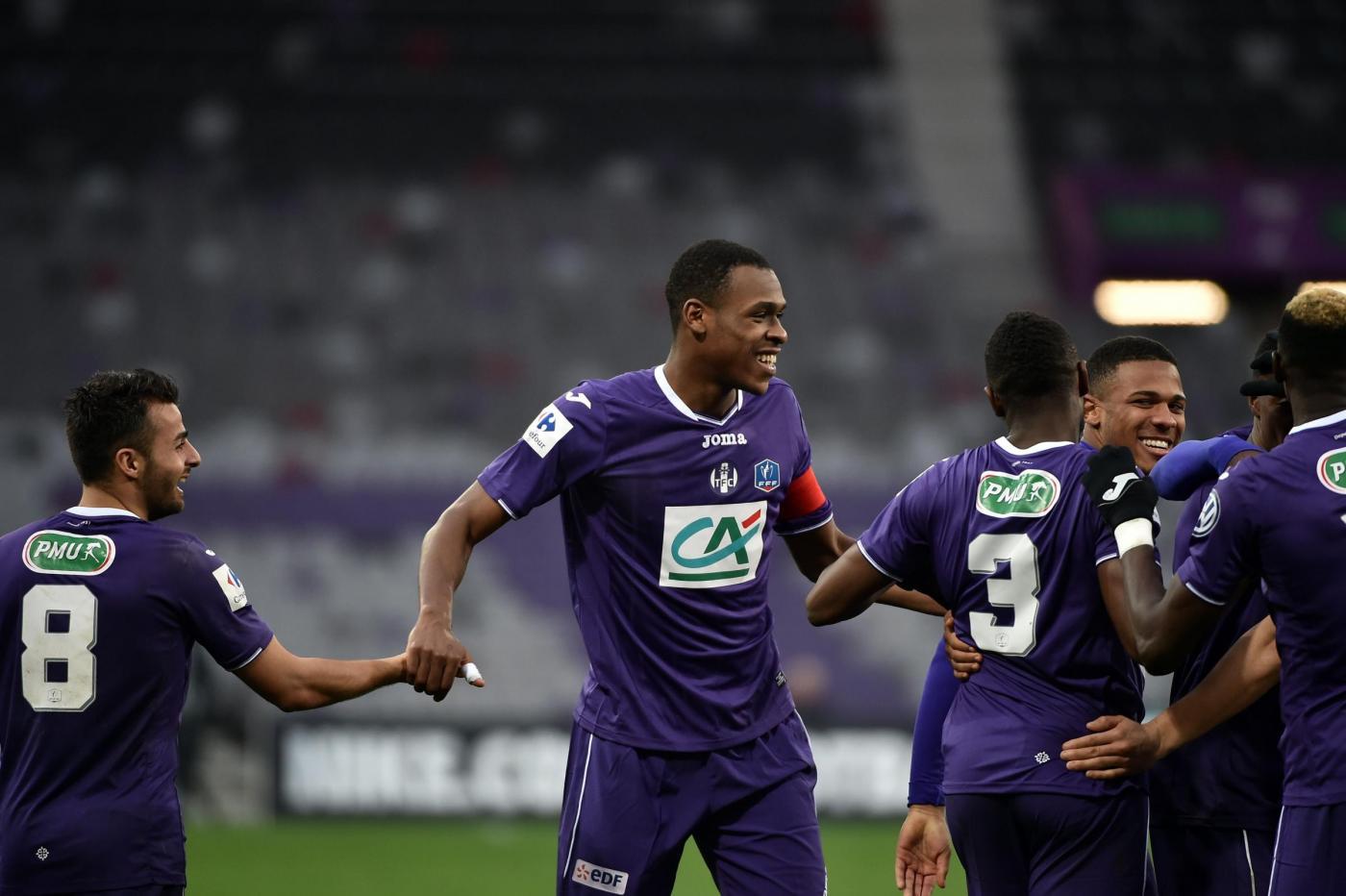 Tolosa-Dijon 2 dicembre: match della 15 esima giornata del campionato francese. Squadre in crisi cercano punti per la salvezza.