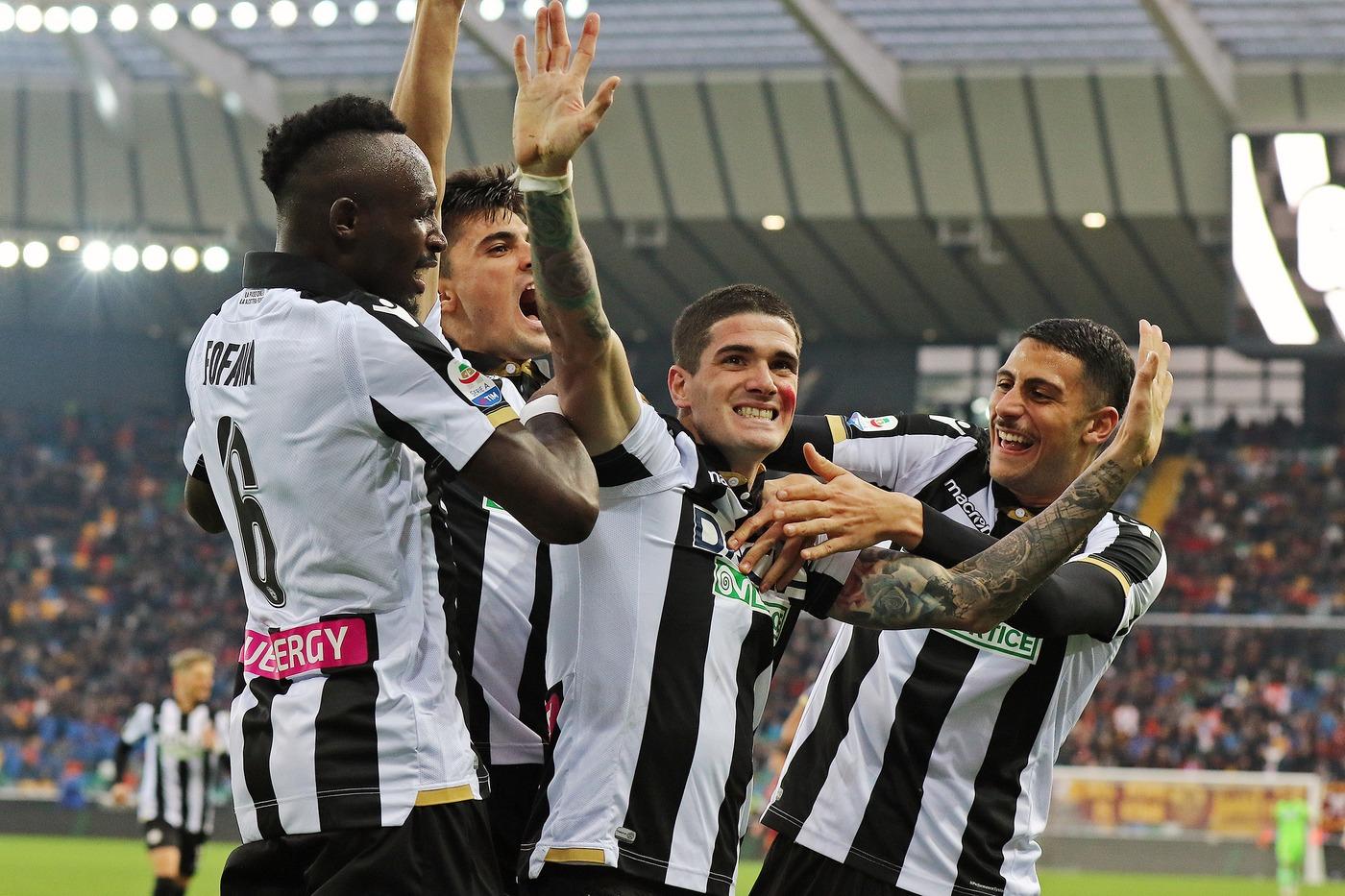 Serie A, Udinese-Chievo Verona domenica 17 febbraio: analisi e pronostico della 24ma giornata del campionato italiano