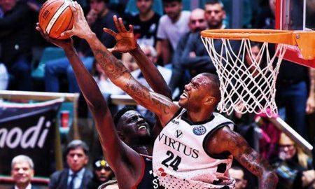 Serie A Basket domenica 27 gennaio