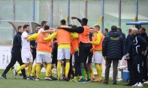 Play Off Serie C, Viterbese-Arezzo: toscani con un gran vantaggio