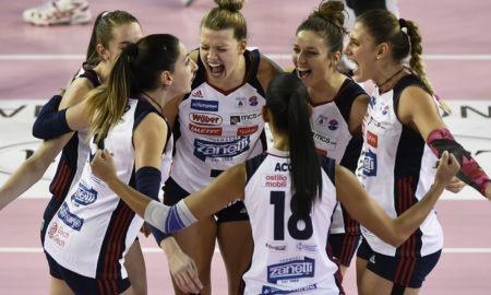 Serie A1 Volley femminile 13 gennaio